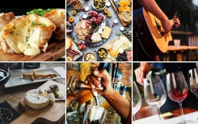 Stanford Cheese & Wine Festival 2021